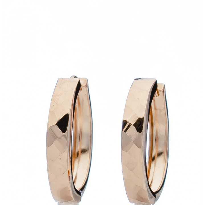 Auksiniai auskarai rinkutės - Auksiniai auskarai - Goldinga