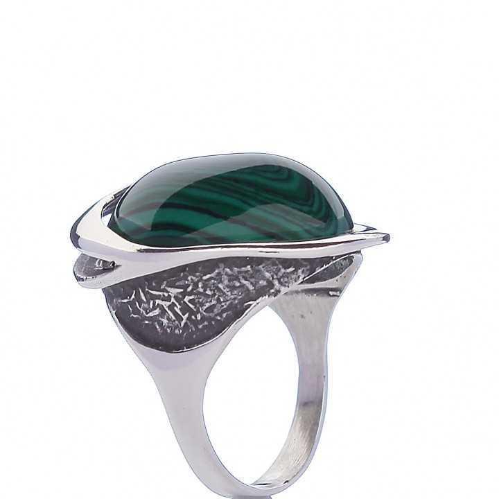 Sidabrinis žiedas 000321300780 - Sidabriniai žiedai - Goldinga