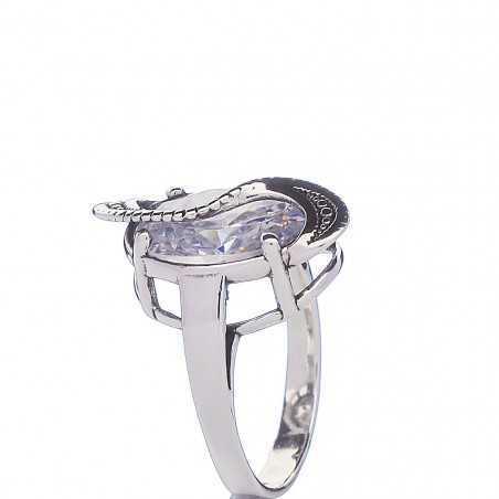 Sidabrinis žiedas 000320200530 - Sidabriniai žiedai - Goldinga