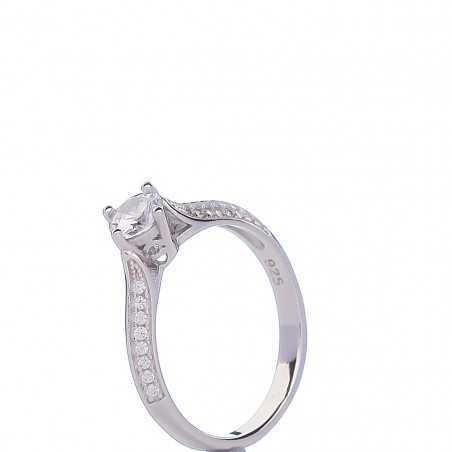 Sidabrinis žiedas 005665800220 - Sidabriniai žiedai - Goldinga