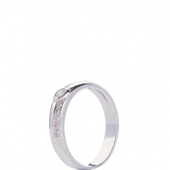 Sidabrinis žiedas 00449 - Sidabriniai žiedai - Goldinga