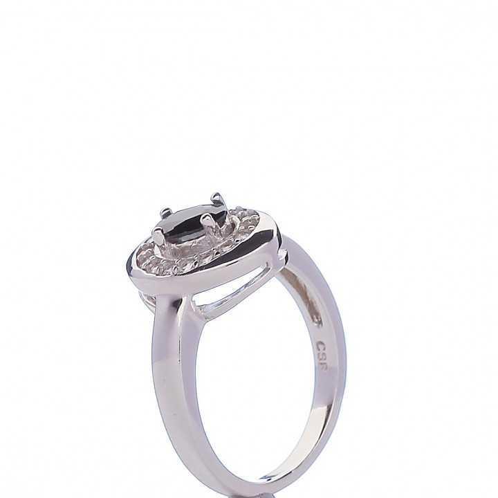 Sidabrinis žiedas 000306500340 - Sidabriniai žiedai - Goldinga