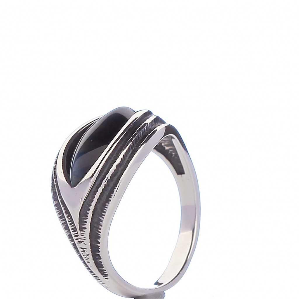 Sidabrinis žiedas 000309200630 - Sidabriniai žiedai - Goldinga