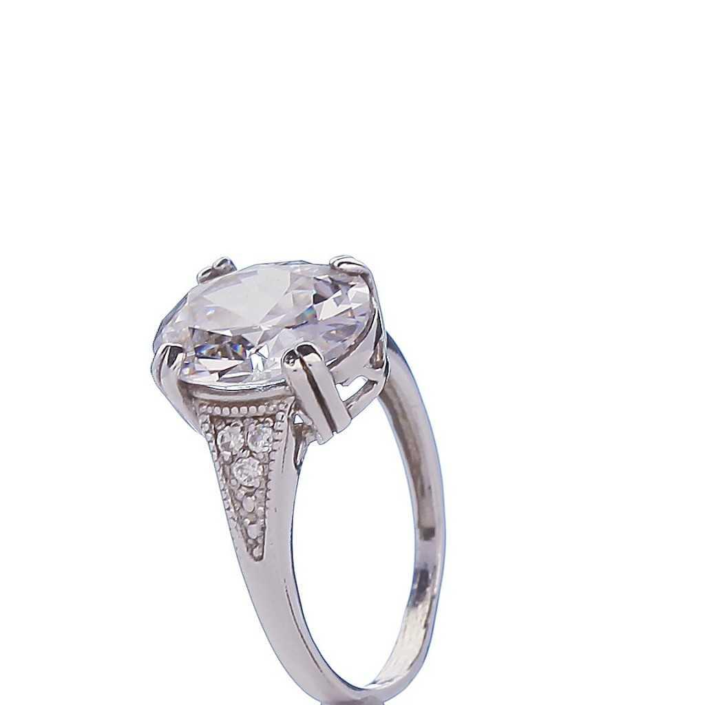 Sidabrinis žiedas 000319400390 - Sidabriniai žiedai - Goldinga