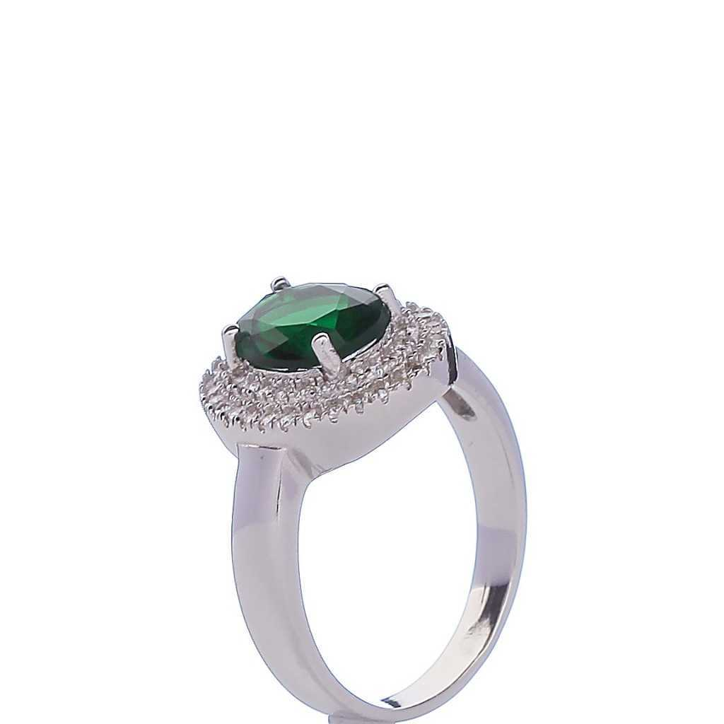 Sidabrinis žiedas 000311100380 - Sidabriniai žiedai - Goldinga