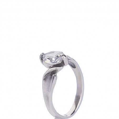 Sidabrinis žiedas 000287600230 - Sidabriniai žiedai - Goldinga