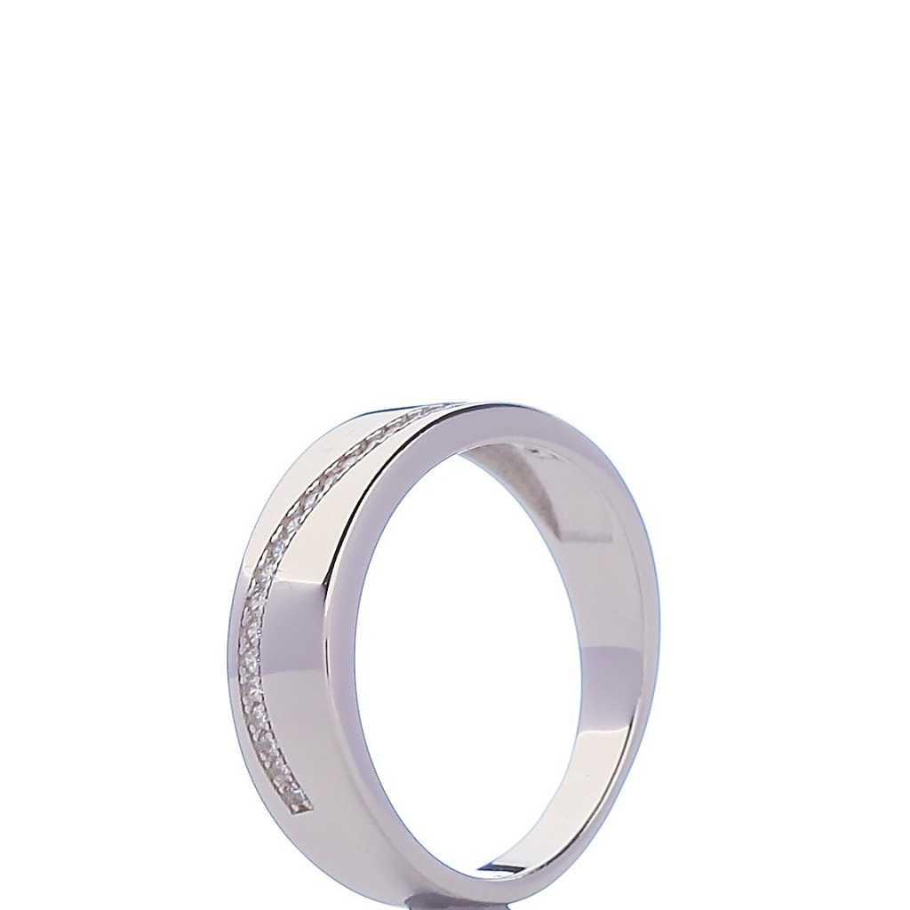 Sidabrinis žiedas 005659900310 - Sidabriniai žiedai - Goldinga