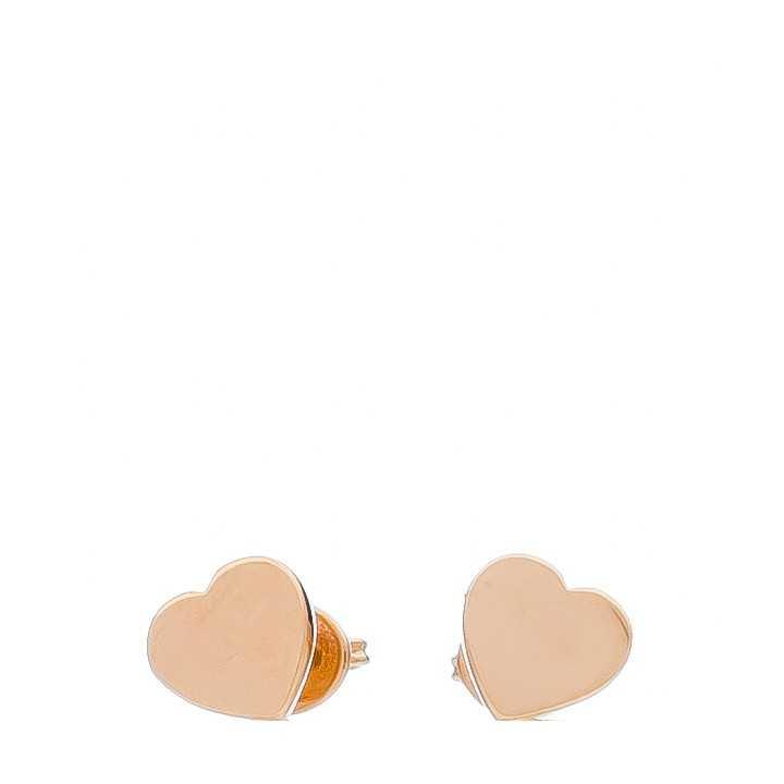 """Auksiniai auskarai """"širdelė"""" - Auksiniai auskarai - Goldinga"""