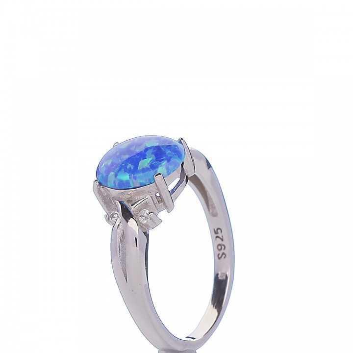 Sidabrinis žiedas 002914500300 - Sidabriniai žiedai - Goldinga
