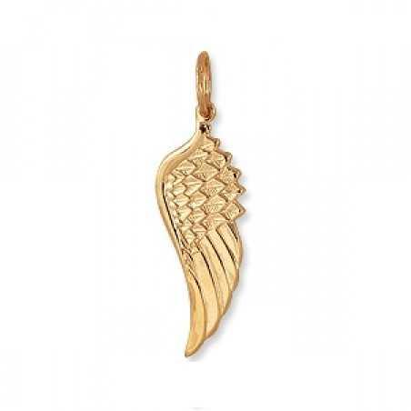 """Auksinis pakabukas """"Angelo sparnas"""" - Auksiniai pakabukai - Goldinga"""