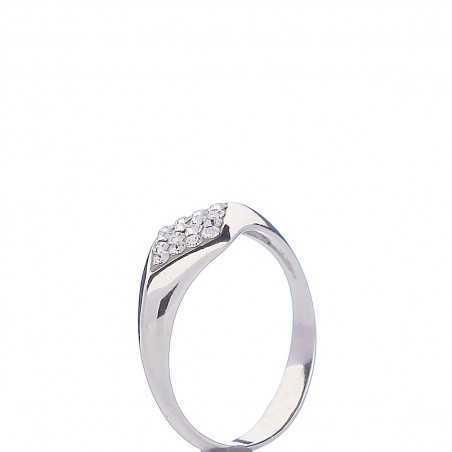 Sidabrinis žiedas 000313800190 - Sidabriniai žiedai - Goldinga