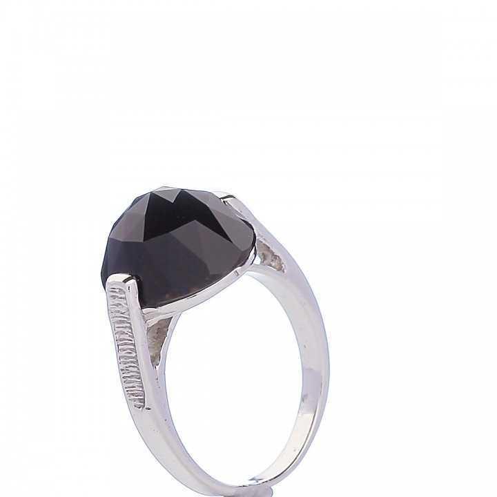 Sidabrinis žiedas 000330200420 - Sidabriniai žiedai - Goldinga