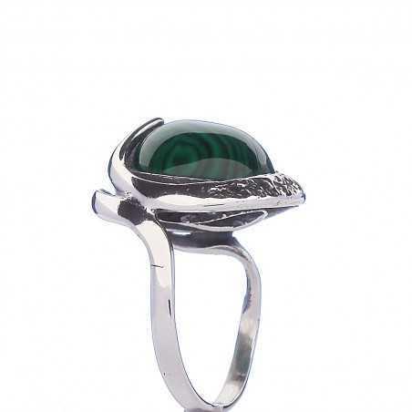 Sidabrinis žiedas 000321100550 - Sidabriniai žiedai - Goldinga
