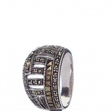 Sidabrinis žiedas 000309300670 - Sidabriniai žiedai - Goldinga