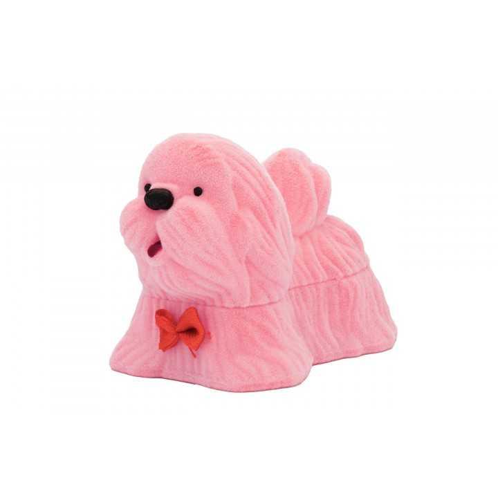 Dėžutė šuniukas rožinė - Dėžutės - Goldinga
