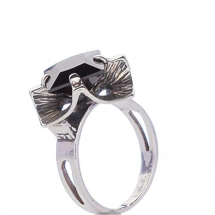 Sidabrinis žiedas 000308300720 - Sidabriniai žiedai - Goldinga