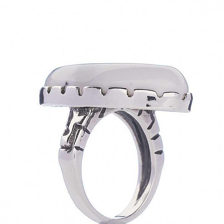 Sidabrinis žiedas 005214600970 - Sidabriniai žiedai - Goldinga