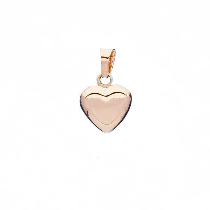 """Auksinis pakabukas """"širdelė"""" - Auksiniai pakabukai - Goldinga"""