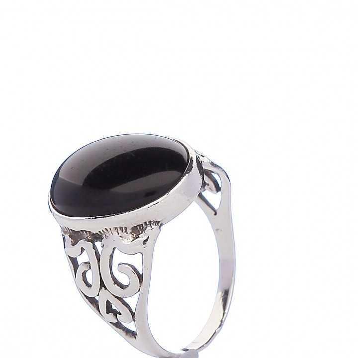 Sidabrinis žiedas 000308700480 - Sidabriniai žiedai - Goldinga