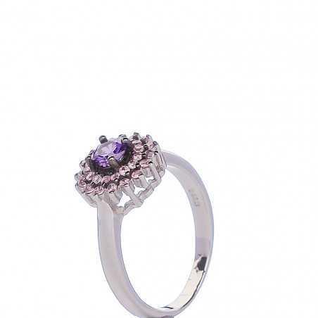 Sidabrinis žiedas 002527200270 - Sidabriniai žiedai - Goldinga