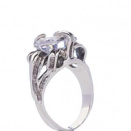 Sidabrinis žiedas 000320000780 - Sidabriniai žiedai - Goldinga
