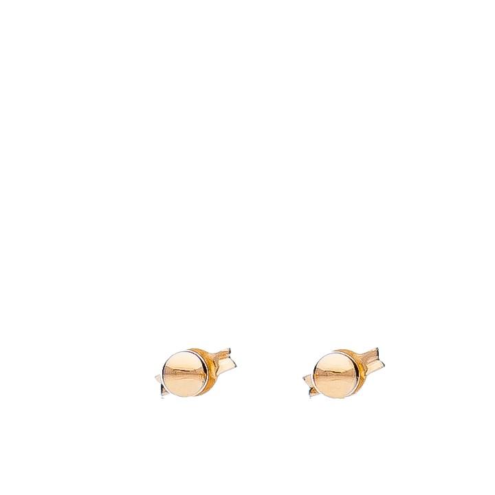 Auksiniai auskarai 3mm - Auksiniai auskarai - Goldinga