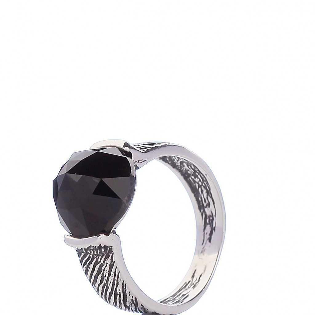 Sidabrinis žiedas 000355900530 - Sidabriniai žiedai - Goldinga