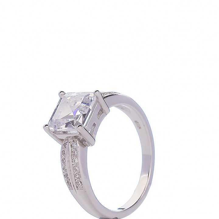 Sidabrinis žiedas 000338400480 - Sidabriniai žiedai - Goldinga