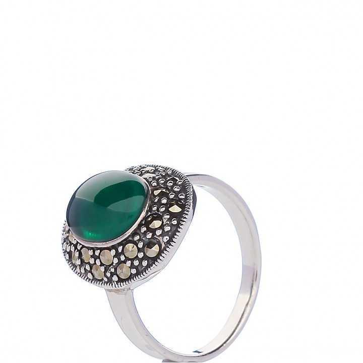 Sidabrinis žiedas 000351900540 - Sidabriniai žiedai - Goldinga