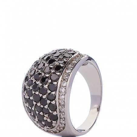 Sidabrinis žiedas 000357501350 - Sidabriniai žiedai - Goldinga