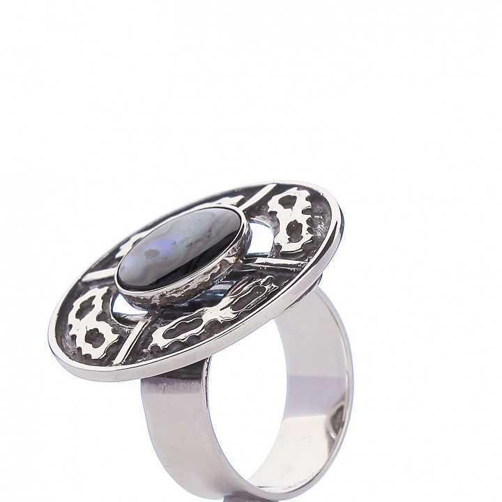 Sidabrinis žiedas 000352701180 - Sidabriniai žiedai - Goldinga