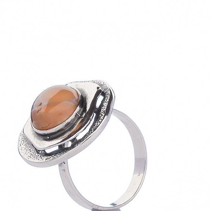 Sidabrinis žiedas 000350600510 - Sidabriniai žiedai - Goldinga