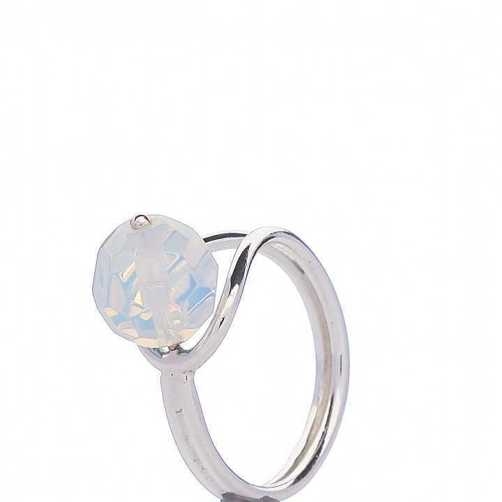 Sidabrinis žiedas 005214800360 - Sidabriniai žiedai - Goldinga