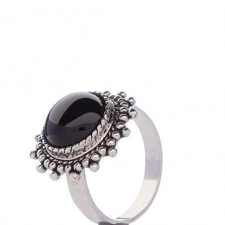 Sidabrinis žiedas 000359700580 - Sidabriniai žiedai - Goldinga