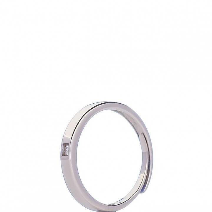 Sidabrinis žiedas 005669100230 - Sidabriniai žiedai - Goldinga