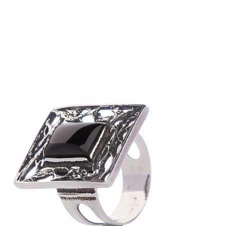 Sidabrinis žiedas 000354800820 - Sidabriniai žiedai - Goldinga