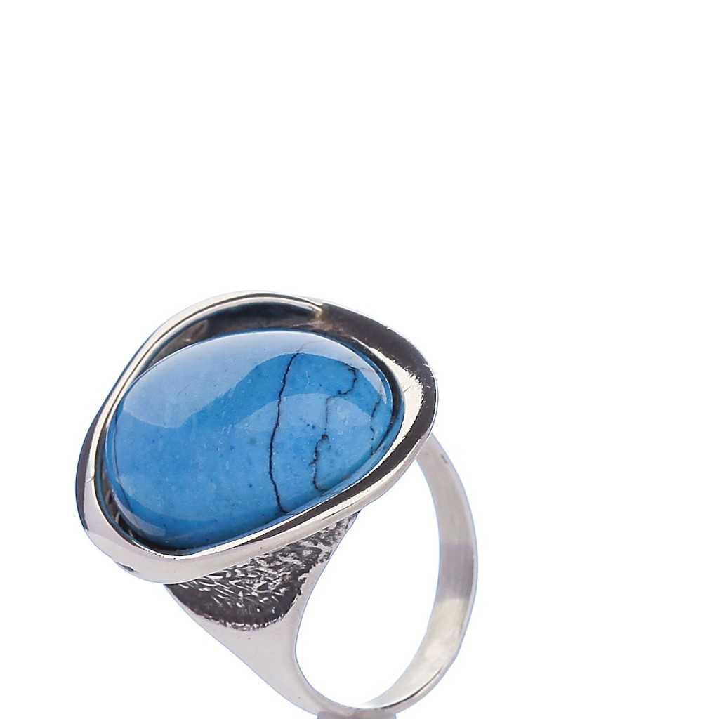 Sidabrinis žiedas 000353800800 - Sidabriniai žiedai - Goldinga