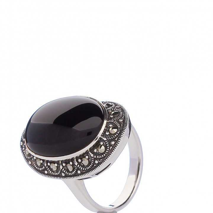 Sidabrinis žiedas 000356800840 - Sidabriniai žiedai - Goldinga