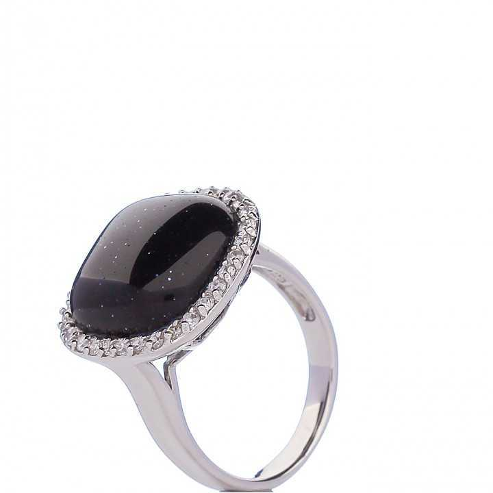 Sidabrinis žiedas 000354700650 - Sidabriniai žiedai - Goldinga
