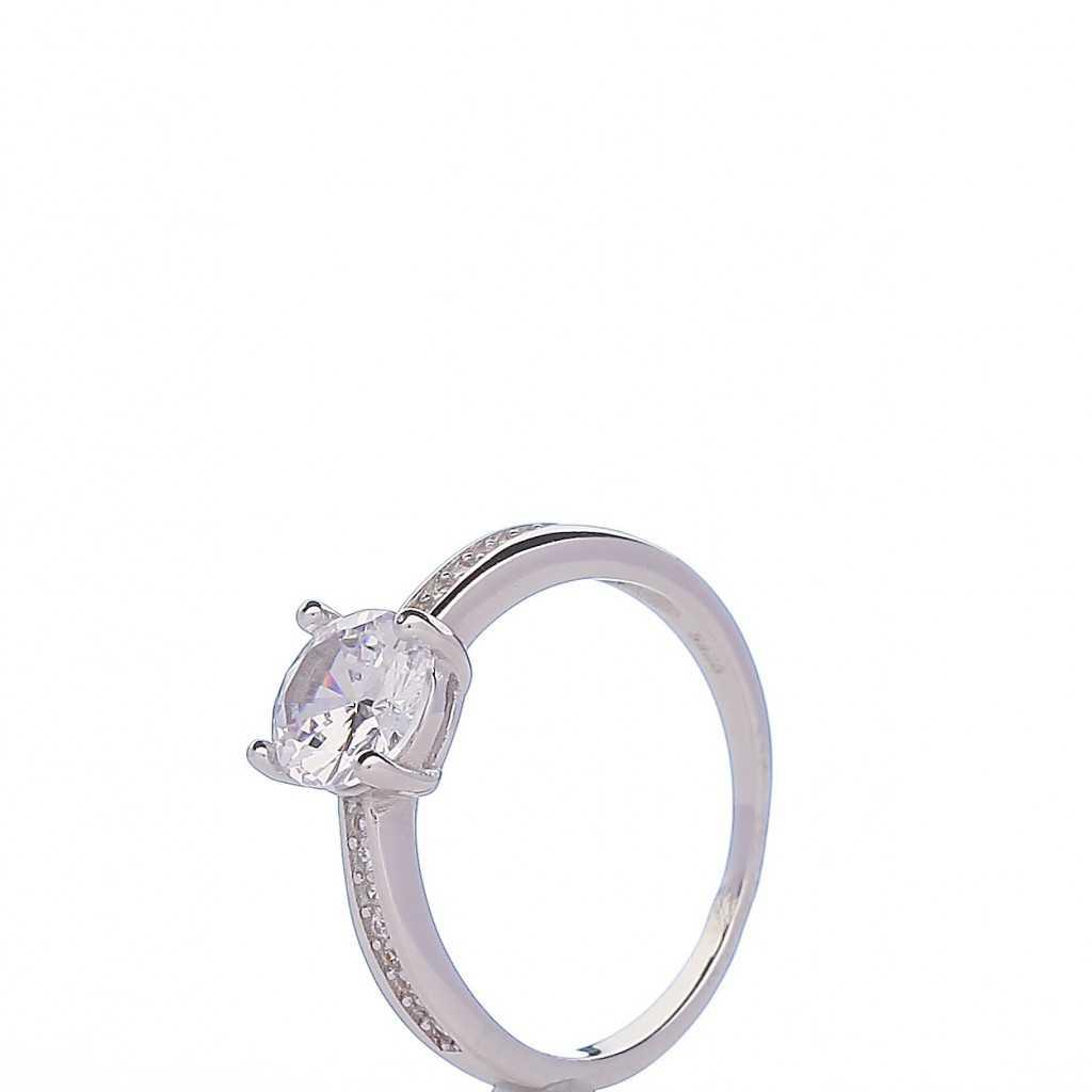 Sidabrinis žiedas 00034 - Sidabriniai žiedai - Goldinga