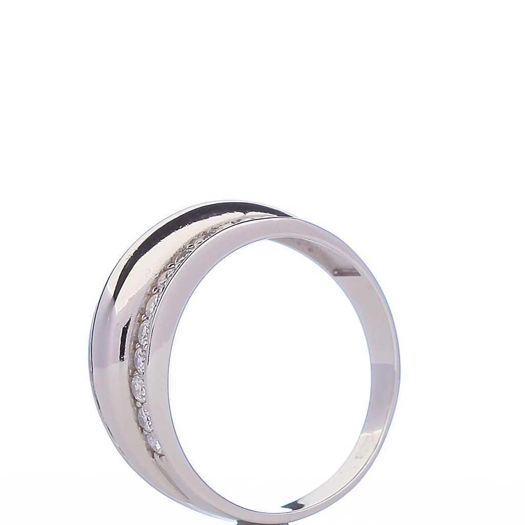 Sidabrinis žiedas 00071 - Sidabriniai žiedai - Goldinga