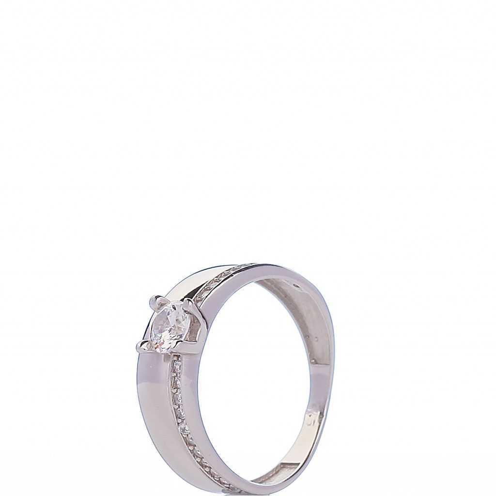 Sidabrinis žiedas 00050 - Sidabriniai žiedai - Goldinga