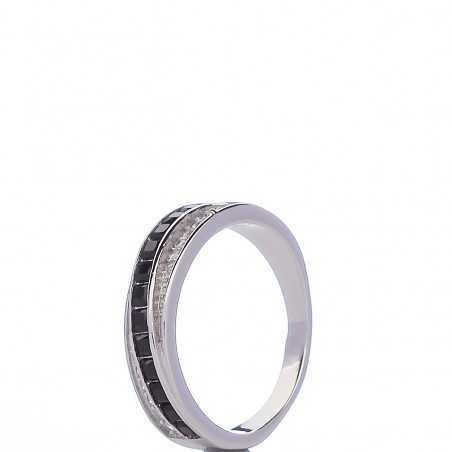 Sidabrinis žiedas 00044 - Sidabriniai žiedai - Goldinga
