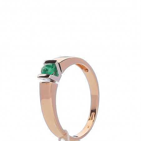 Auksinis žiedas 000137100246 - Auksiniai žiedai - Goldinga