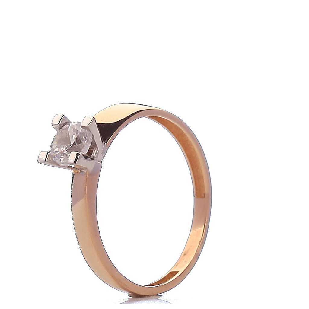 Auksinis žiedas 000035400193 - Auksiniai žiedai - Goldinga