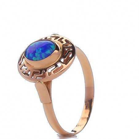 Auksinis žiedas 000047900233 - Auksiniai žiedai - Goldinga