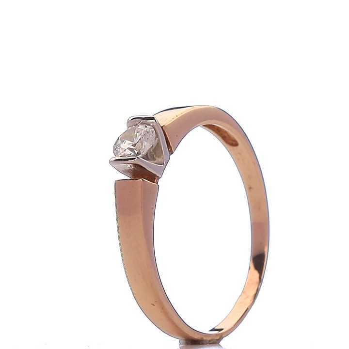 Auksinis žiedas 00513