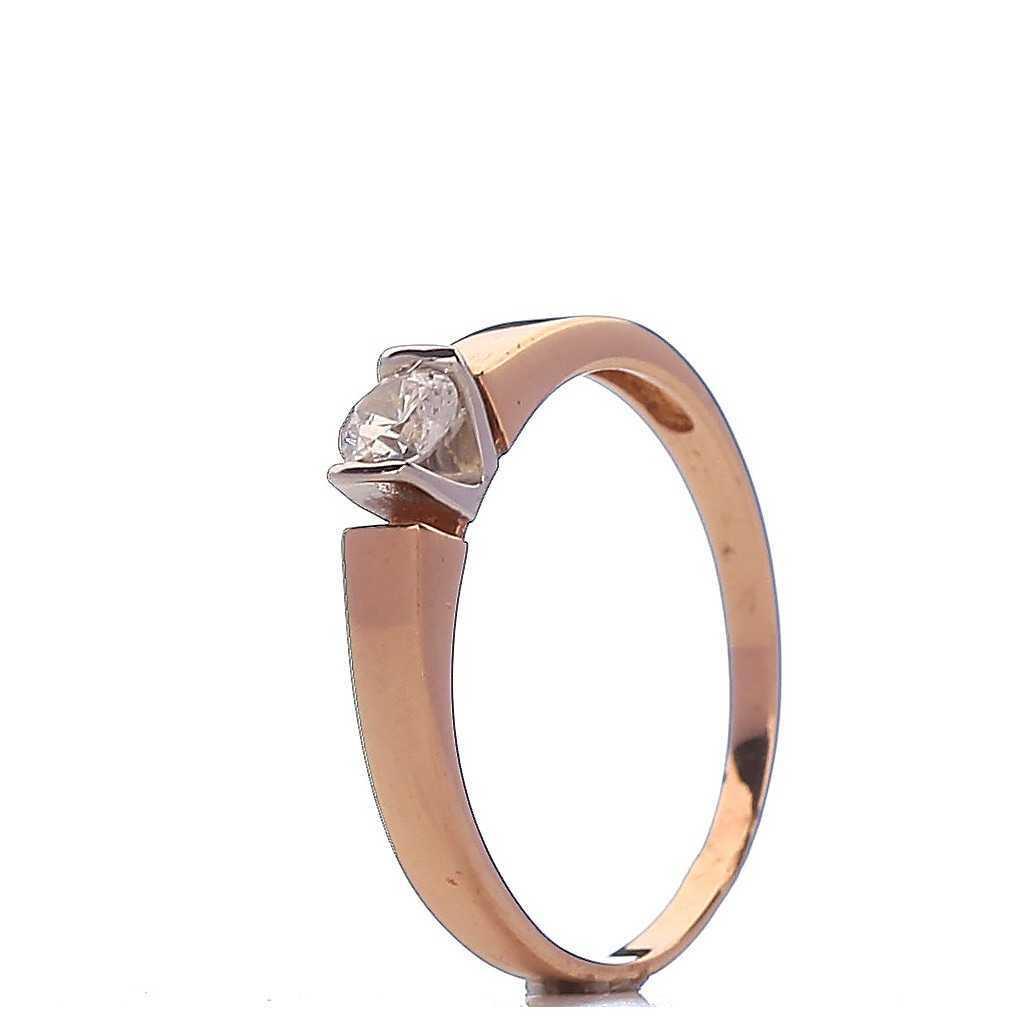 Auksinis žiedas 00513 - Auksiniai žiedai - Goldinga