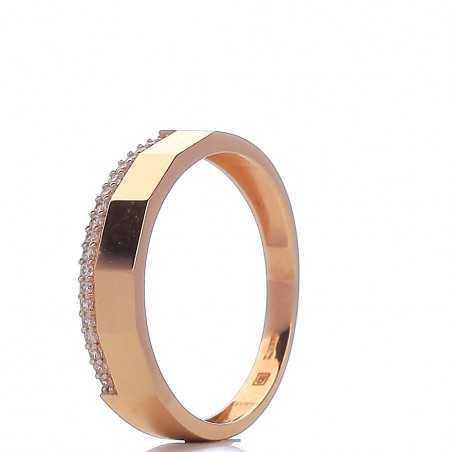 Auksinis žiedas 00556 - Auksiniai žiedai - Goldinga