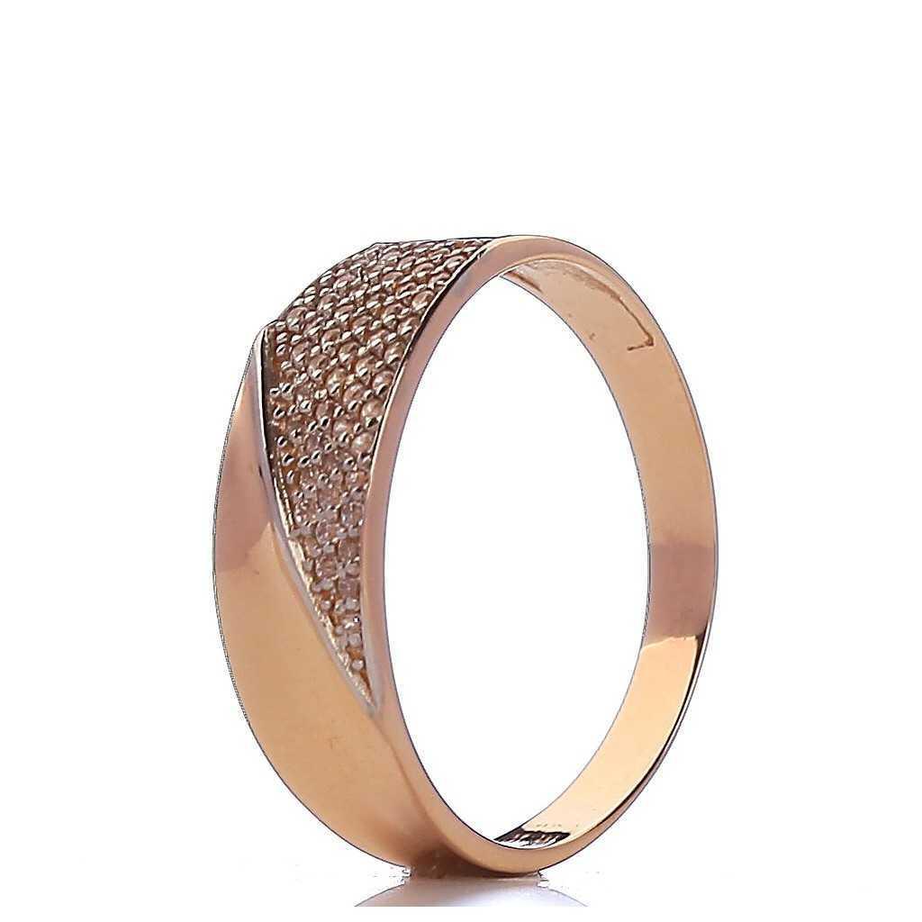 Auksinis žiedas 00545 - Auksiniai žiedai - Goldinga